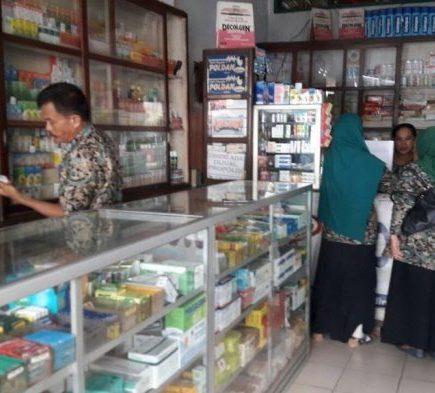sistem apotek online
